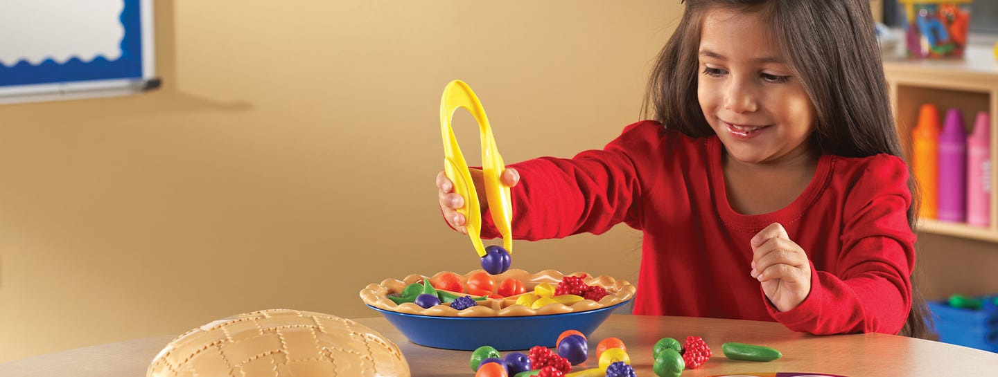 Fine Motor Skills & Sensory Play Resources