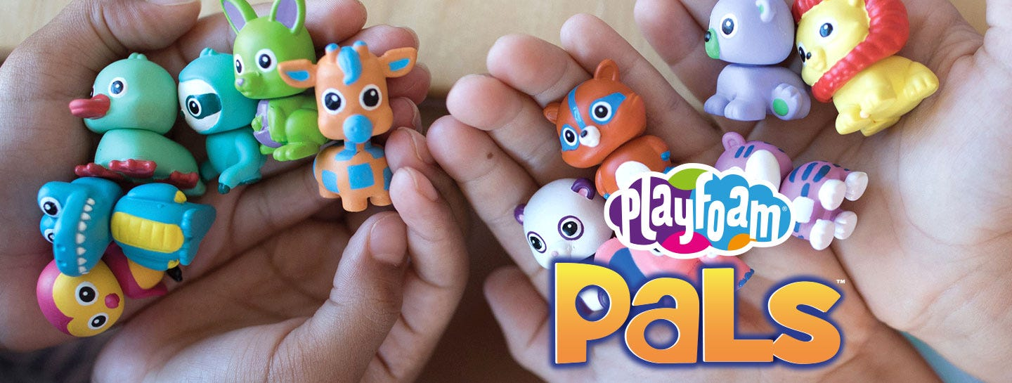 Playfoam® Pals™