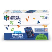Primary Calculators (Set of 10)