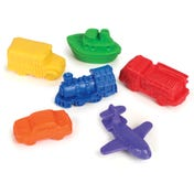 Mini Motors® Counters (Set of 72)