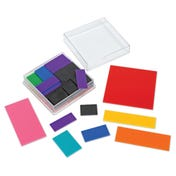 Rainbow Fraction® Squares