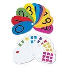 LIMITED STOCK - The Original Three Bear Family® Number Fans (Set of 10)