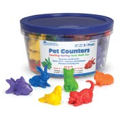 Pet Counters (Set of 72)