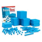 Grooved Plastic Base Ten Class Set
