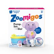 Zoomigos™ - Elephant & Bathtub Car