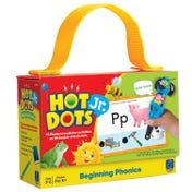 Hot Dots® Jr. Beginning Phonics Card Set