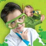 LIMITED STOCK - Primary Science® Lab-Style Glasses