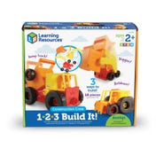 1-2-3 Build It!™ Construction Crew