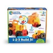 1-2-3 Build It!™ Construction Crew