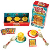 Pancake Pile-Up!™ Matching Relay Race Game