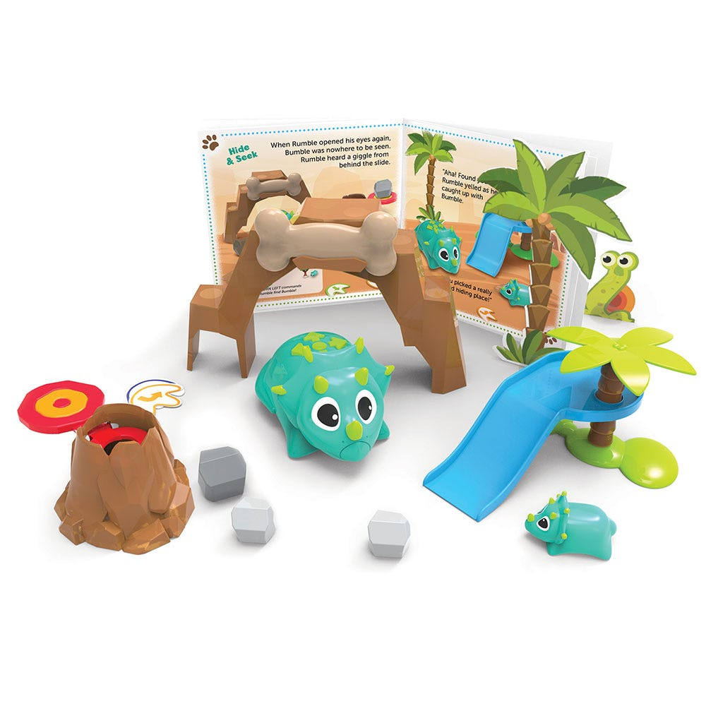 Coding Critters™ – Rumble & Bumble