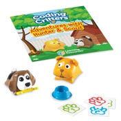 Coding Critters™ Pair-A-Pets Adventures with Hunter & Scout