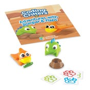 Coding Critters™ Pair-A-Pets Adventures with Romper & Flaps