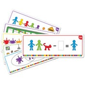 All About Me Family Counter™ Activity Cards