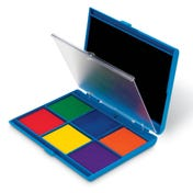Jumbo 7-Colour Stamp Pad