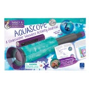 Nancy B's Science Club® AquaScope™ and Underwater Wonders Activity Journal