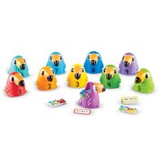 Toucans To 10 Sorting Set