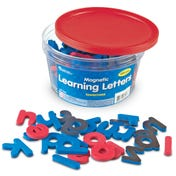 Soft Foam Magnetic Learning Lowercase Letters