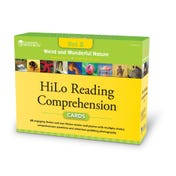 LIMITED STOCK - HiLo Reading Comprehension Cards - Weird & Wonderful Nature