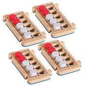 Rekenrod™ Foam Ten-Frames (Set of 4)
