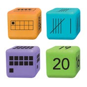 Multiple Representation Dice (Set of 16)