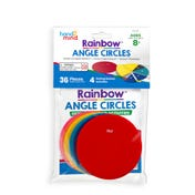 Rainbow™ Angle Circles