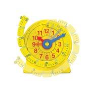 24-Hour Number Line Clock