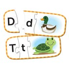Upper & Lowercase Alphabet Puzzle Cards