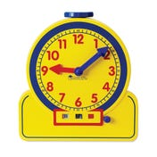 Primary Time Teacher Clock™ - Analogue & Digital Time Teacher