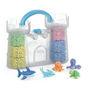 Playfoam® Go! Squishy Sandcastle