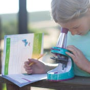 Nancy B's Science Club® Microscope and Activity Journal™