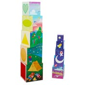 LIMITED STOCK - Bright Basics™ Nest & Stack Cubes