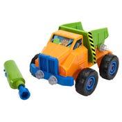 Design & Drill® Power Play Vehicles™ Dump Truck