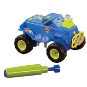 Design & Drill® Power Play Vehicles™ - Monster Truck