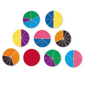 Rainbow Fraction® Circles