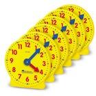 Big Time™ Geared Mini-Clocks (Set of 6)
