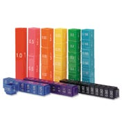 Fraction Tower® Cubes - Equivalency Set®
