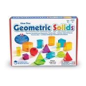 View-Thru® Geometric Solids (Set of 14)