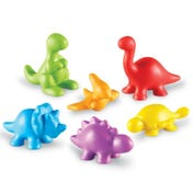 Back In Time Dinosaur Counters™ (Set of 72)
