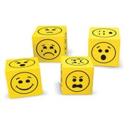 LIMITED STOCK - Soft Foam Emoji Dice