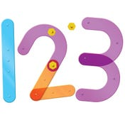 Number Construction Maths Activity Set