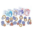 UK Play Money - Assortment (Set of 96)